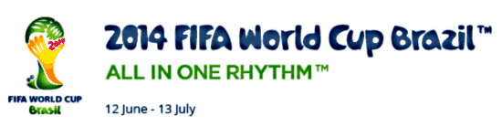 2014 fifa world cup header