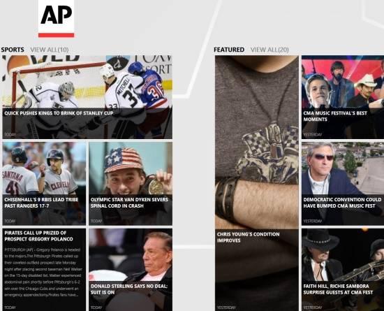 Associated Press-Category