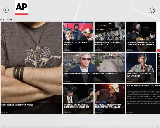Associated Press-Featured