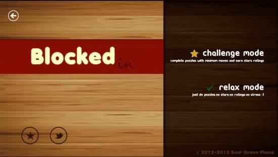Blocked In-Game Mode