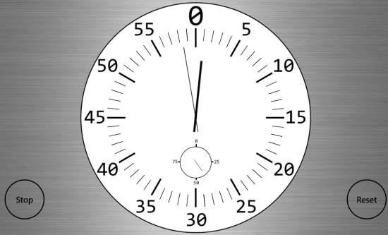 Clock-Stopwatch