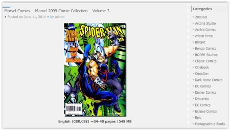 Comics Download