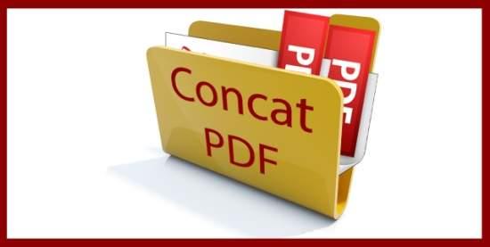 Concat PDF