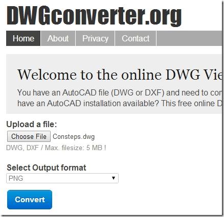 DWGconverter.org