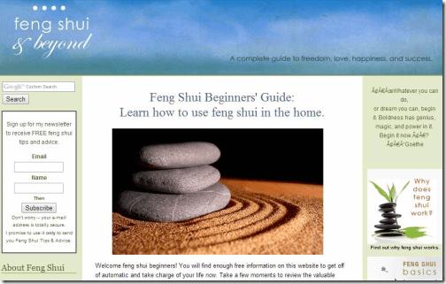 Feng Shui & Beyond