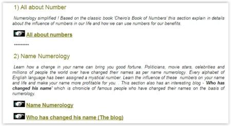 learn numerology online