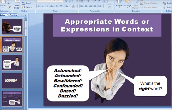 Grammar Bytes Presentations