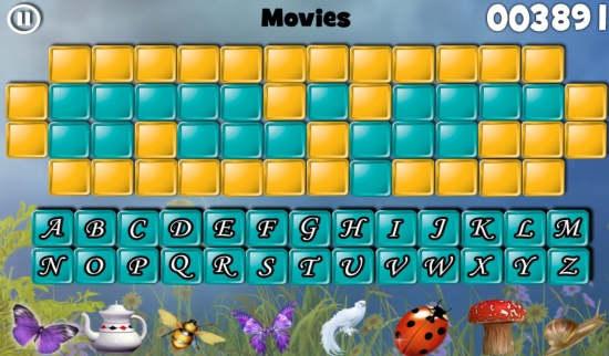 Hidden Garden Word Mystery-Puzzle