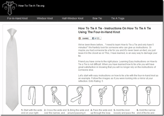 How-to-tie-a-tie