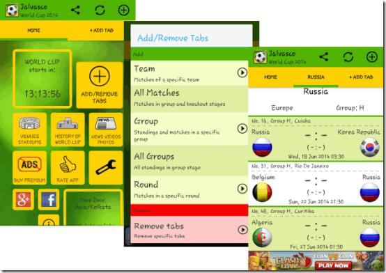 Jalvasco World Cup 2014