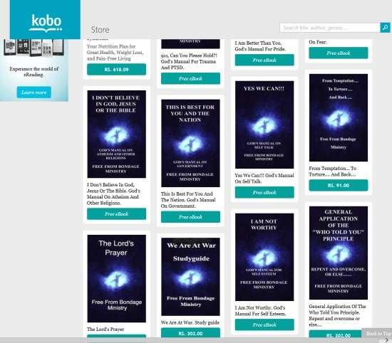 Kobo-Free Books
