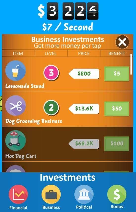 Make It Rain Money-Business