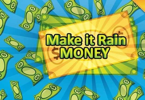 Make It Rain Money Game