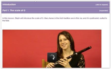 Online Academy Of Irish Music