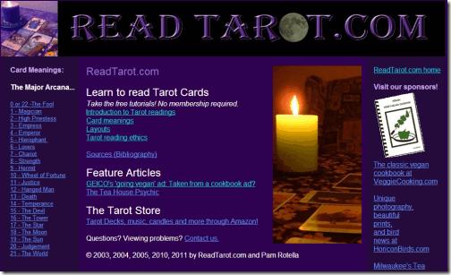 Read Tarot