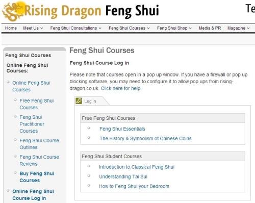 Rising Dragon Feng Shui