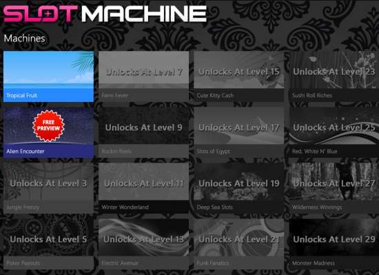 Slot Machine-Home