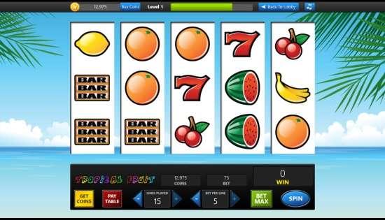Slot Machine-Machine