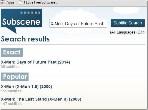 5 Websites To Download Subtitles For Movies, TV Shows