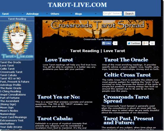 Tarot-Live