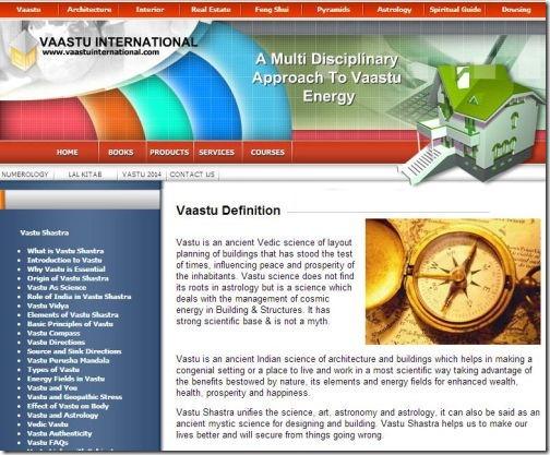Vaastu International