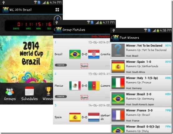 World Cup 2014 – Brazil