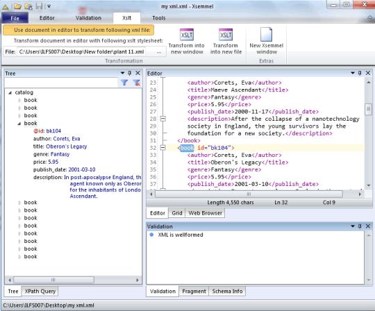 Xsemmel- interface
