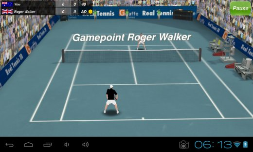 android tennis games apps 2