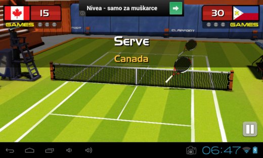 android tennis games apps 4