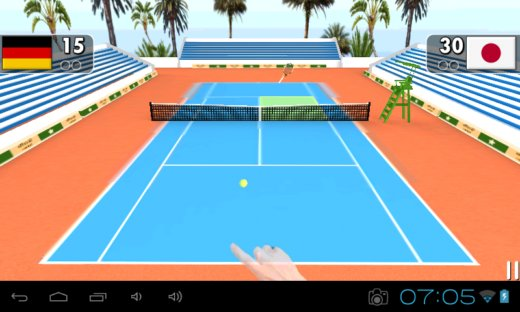 android tennis games apps 5