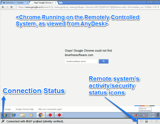 AnyDesk: Free Remote Desktop Software to Access PC Remotely
