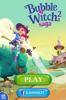 bubble witch saga home