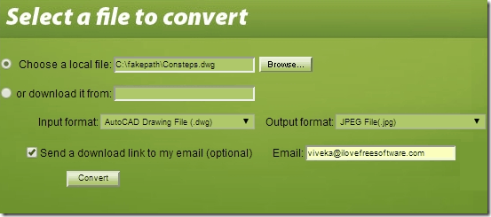 5 Free Online CAD Converter to Convert DWG to Image Format