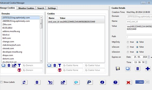 cookie manager addons mozilla firefox 4