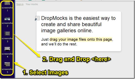 dropmocks drop images