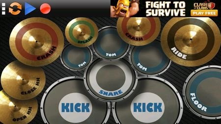 drum apps android 1