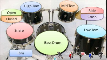 drum apps android 4