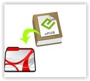 ePub to PDF converter-icon