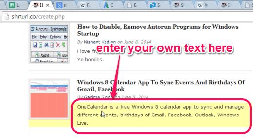edit webpage text