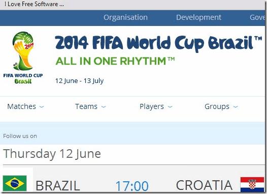 fifa world cup - Fifa