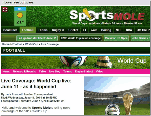 fifa world cup - SportsMule