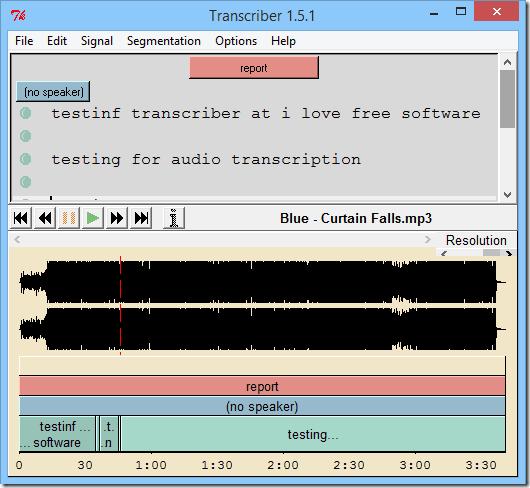 5 Free Audio Transcription Software to Transcribe Audio Files