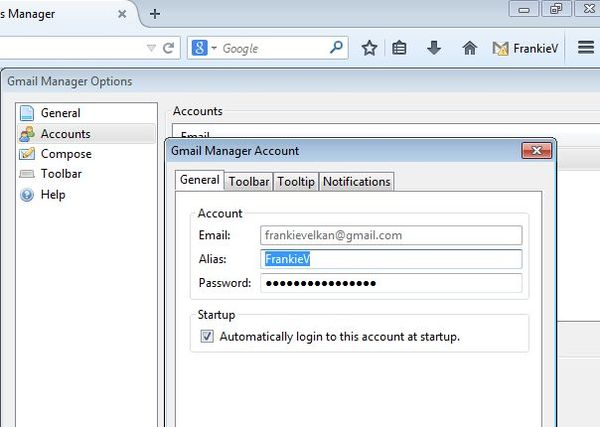 gmail notifier addons firefox 3