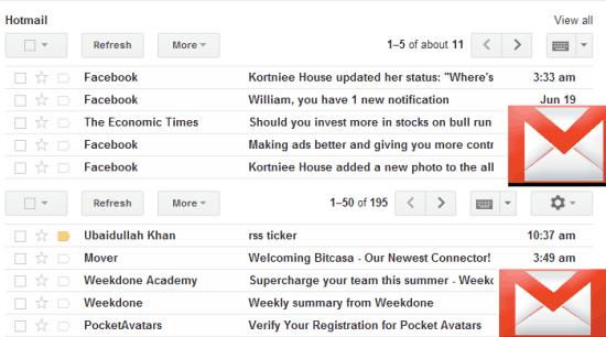 m inboxes header