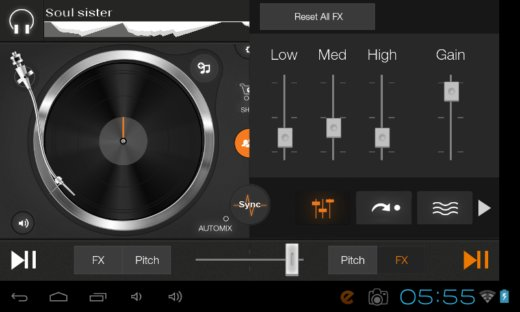 music mixer apps for android 2