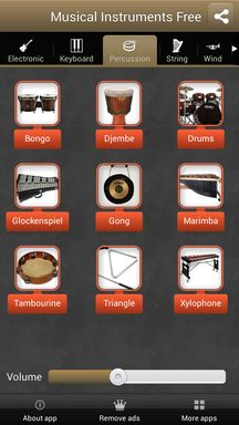 musical instrument apps android 1
