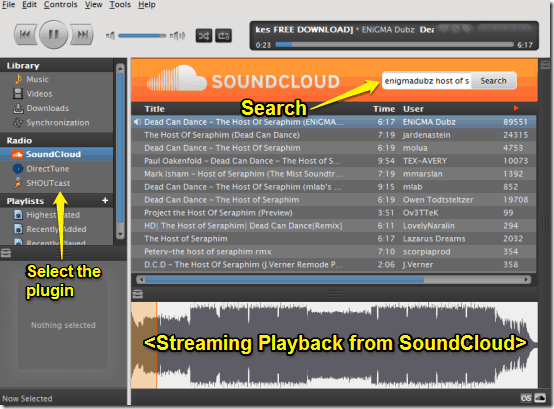 nightingale soundcloud play and streaming radio