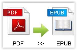 online PDF to ePu bconverter