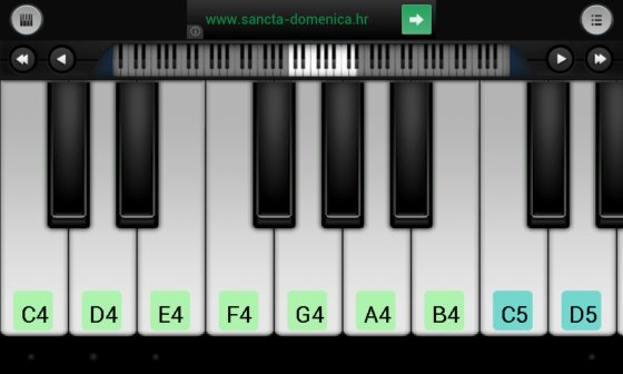 piano apps android 1