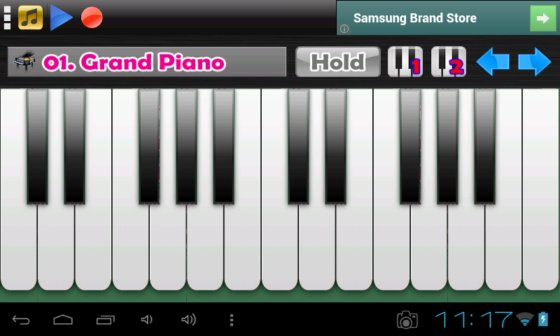 piano apps android 4